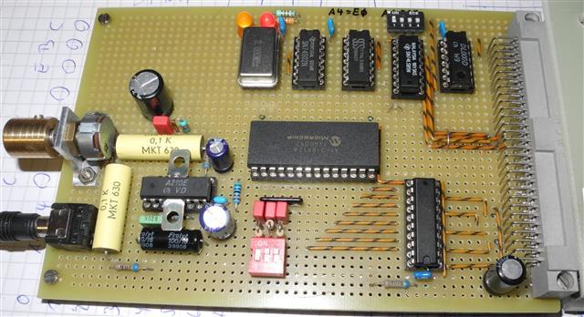 AY-3-8910/12 Sound am K1520 Rechner - Robotrontechnik-Forum